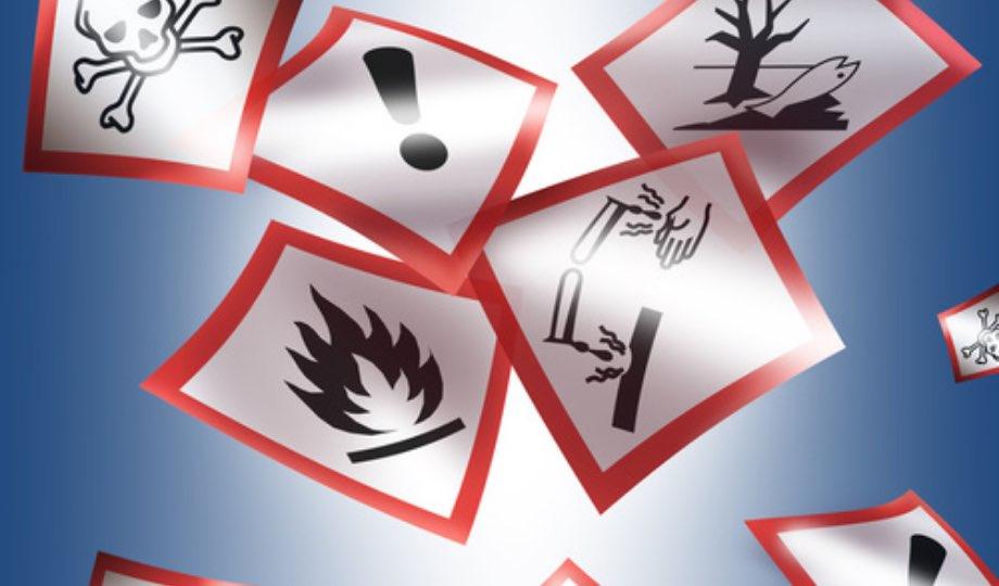 GHS-Etikettierung - immer auf der sicheren Seite