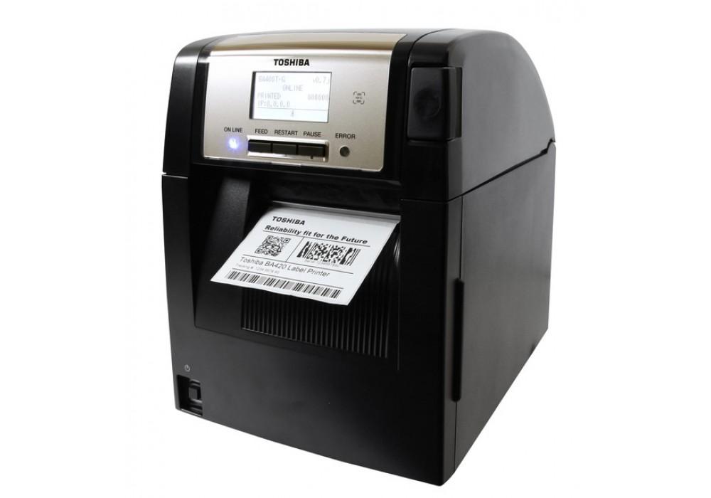 Toshiba B-SA4TP Etikettendrucker