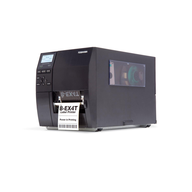 Toshiba B-EX4T1 Etikettendrucker Industrie