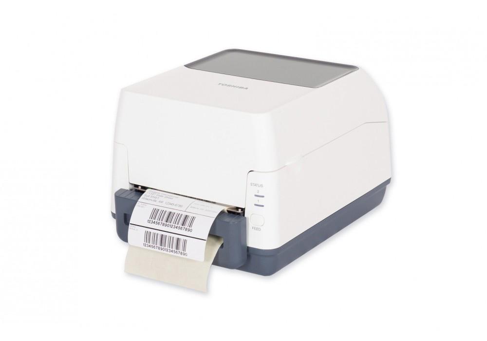 Toshiba B-FV4T Etikettendrucker Desktop