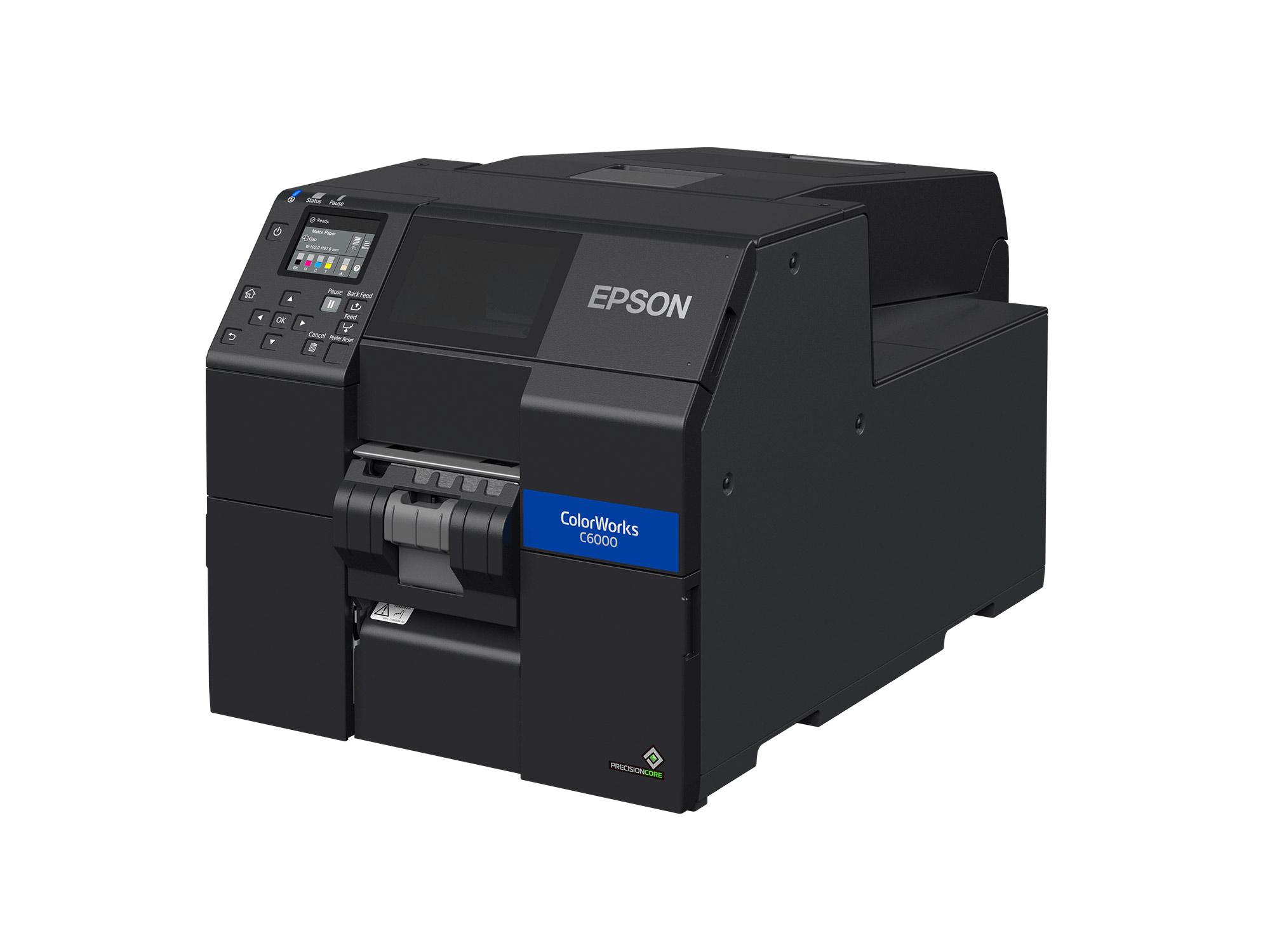 Epson ColorWorks C6000Pe Farbetikettendrucker