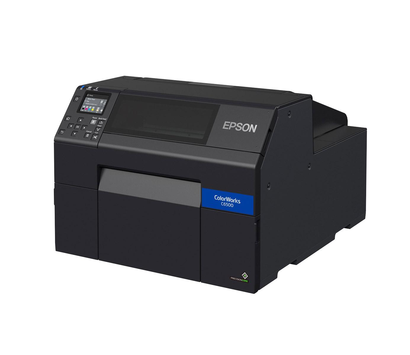 Epson ColorWorks C6500Ae Farbetikettendrucker
