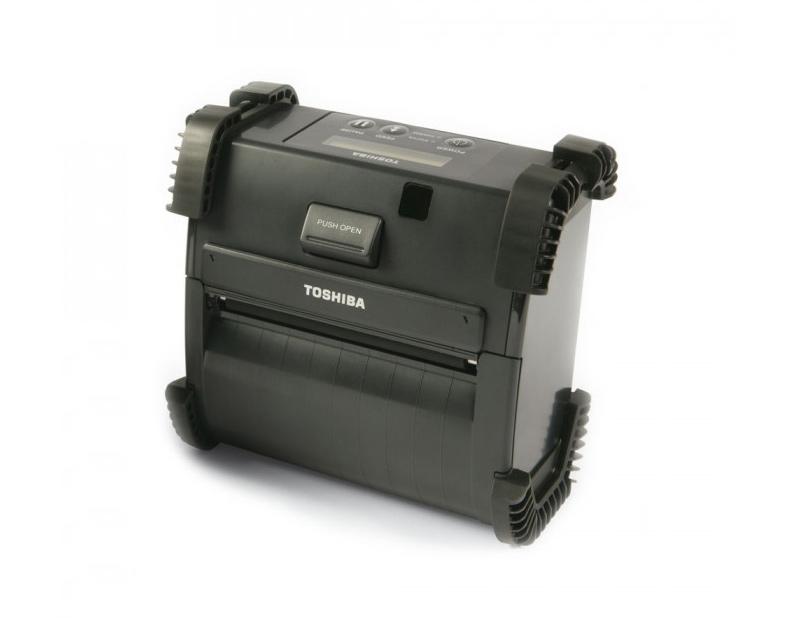 Toshiba B-EP4DL Etikettendrucker Mobil