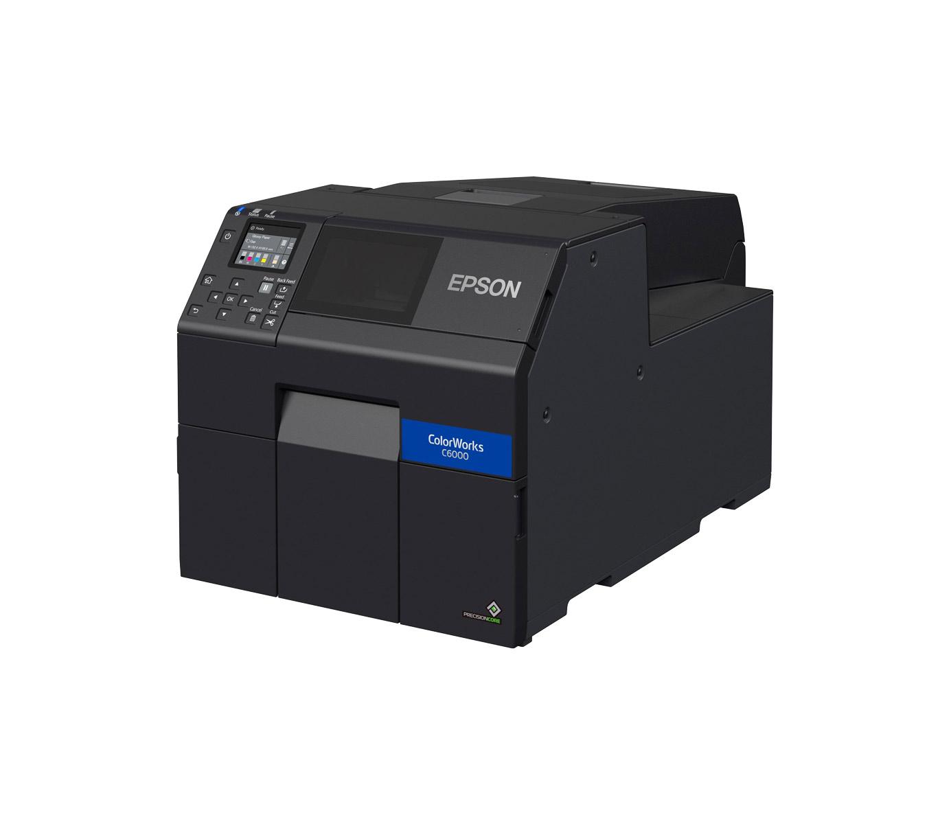 Epson ColorWorks C6000Ae Farbetikettendrucker