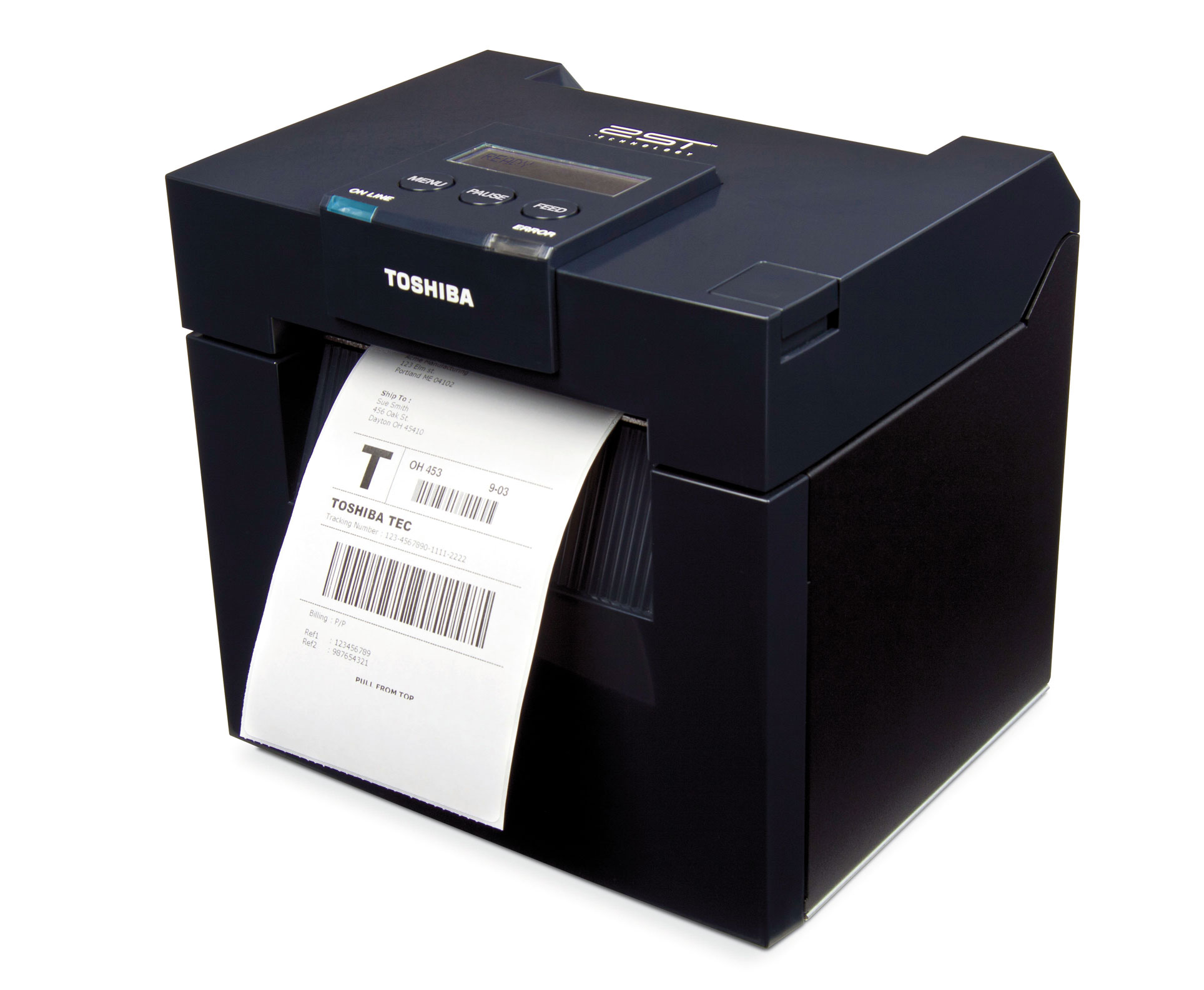 Toshiba DB-EA4D Etikettendrucker