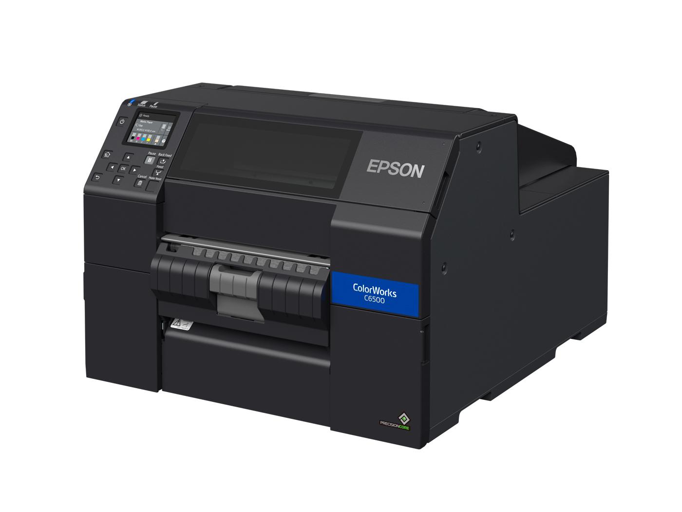 Epson ColorWorks C6500Pe Farbetikettendrucker