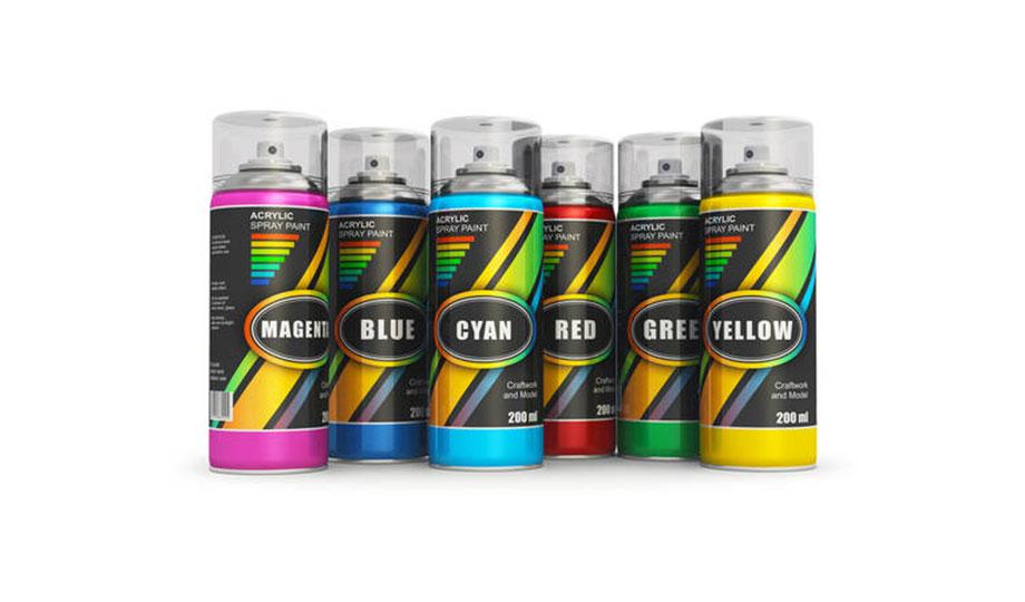 Ideal geeignet für Lack-, Farb- und Aerosoldosen oder in der Getränkeindustrie